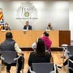 L'alcalde de Badalona es reuneix amb les associacions de comerciants de la ciutat per treballar conjuntament
