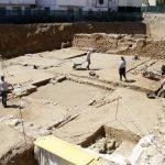 Recullen signatures per evitar la construcció d'un supermercat sobre les restes d'una vil•la romana a Calella
