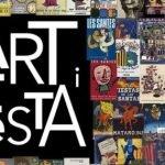 ART I FESTA. Més d'un segle de cartells i programes de les Santes