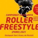 Sant Vicenç de Montalt acull el Campionat de Catalunya de Roller Freestyle de patinatge