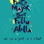 Alella ja te el cartell guanyador de la Festa Major 2021