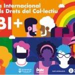 Commemoració del Dia de l'Orgull Gai a Premià de Mar