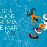 Festa Major de Premià de Mar 2021, del 6 al l'11 de juliol