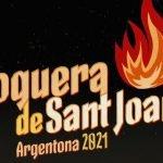 Foguera de Sant Joan 2021, Argentona