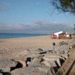 Els Mossos investiguen un apunyalament la matinada de dimarts a la platja d'Ocata del Masnou
