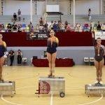 La caldenca Carla Escrich guanya el campionat d'Espanya de patinatge artístic