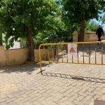 Es restringeix l'accés del trànsit rodat al carrer de l'Església de Caldes d'Estrac