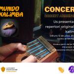 L'Escola Municipal de Música de Premià de Dalt programa un concert de kalimba