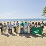 Mataró competirà aquest estiu per obtenir la Bandera Verda d'Ecovidrio