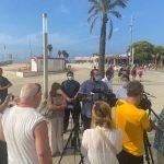 L'Ajuntament de Mataró instal•la un sistema intel•ligent per controlar l'aforament de les platges