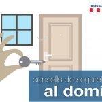 L'Ajuntament d'Alella recomana a la població que faci ús del servei de comunicació d'absències domiciliàries