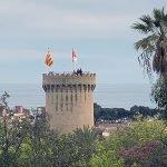 Visita guiada a la torre de guaita del parc dels Germans Gabrielistes de Sant Vicenç de Montalt