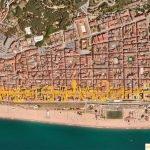 La Diputació de Barcelona entrega a l'Ajuntament de Calella l'estudi per convertir en habitatge social els locals comercials i les pensions del carrer Jovara