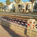 Es repeteixen els actes vandàlics al passeig Marítim de Vilassar de Mar