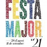 L'Ajuntament de Caldes d'Estrac presenta el cartell de la Festa Major 2021