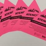 Campanya informativa a Premià de Mar contra els vehicles mal estacionats