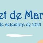 Canet de Mar es prepara per la 13a edició de la Fira Mercat Modernista