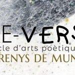 4t cicle Re-Vers, cicle d'arts poètiques d'Arenys de Munt