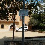 S'instal•len a Vilassar de Dalt les plaques de sensibilització aprovades pel Consell d'Infants