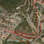 Diversos actes de vandalisme afecten l'enllumenat públic de Sant Pol de Mar