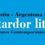 XXIa Tardor Literària a la biblioteca Joan Fontcuberta i Gel d'Argentona