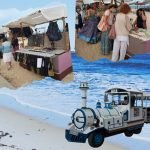 Sant Vicenç de Montalt estrena trenet turístic per la Festa Major d'Estiu