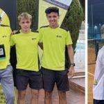 El Club de Tennis Cabrils doble Campió a la Lliga Catalana Juvenil 20-21