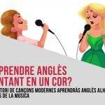 Cor en anglès a l'Aula de Música AdM d'Arenys de Munt