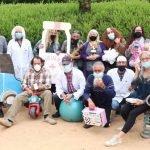 El grup de teatre social Magín de Mataró celebra el desè aniversari amb un documental