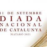 Les restriccions per combatre la Covid-19 marquen per segon any els actes de celebració de la Diada Nacional de Catalunya a Mataró