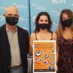 Presentació del cartell de la 47a edició de FILMETS Badalona Film Festival