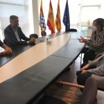 L'alcalde de Badalona es reuneix amb la directora de l'Escola Tècnica Superior d'Enginyeria de Camins, Canals i Ports de Barcelona de la UPC per plantejar alternatives al projecte d'ADIF