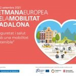 Badalona celebra el 16 al 22 de setembre la Setmana Europea de la Mobilitat per tal de promoure mitjans de transport i hàbits més sostenibles,