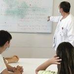 L'aula hospitalària de Salut Mental de l'Hospital de Mataró comença el curs amb sis alumnes
