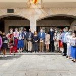 Calella inaugura les 49enes Jornades Internacionals Folklòriques de Catalunya que acullen representants de 5 països