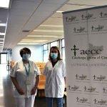 Nou servei de fisioteràpia preventiva oncològica a l'Hospital de Blanes
