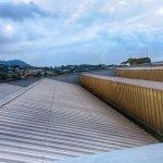 Comencen les obres de rehabilitació de la coberta del poliesportiu can Banús
