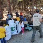 El divendres 15 d'octubre, nova jornada de neteja d'espais públics d'Alella